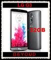 "Teléfono móvil LG G3, d855 32 GB desbloqueado GSM 3 G y 4 G Android Quad core RAM 3 GB 5.5 "" 13MP WIFI GPS dropshipping"