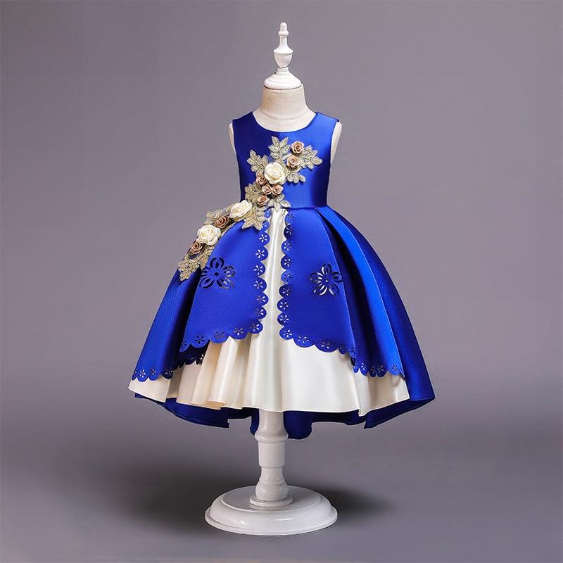 HTB1Nk8BXubviK0jSZFNq6yApXXaw Girls Dress Christmas Kids Dresses For Girls Party Elegant Princess Dress For Girl Wedding Gown Children Clothing 3 6 8 10 Years