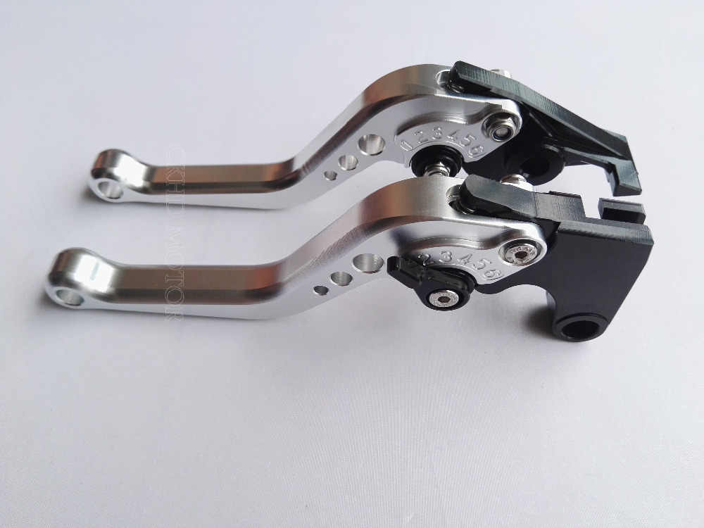 New motorcycle motorbike adjustable For YAMAHA YZF R6 1999 2000 2001 2002 2003 2004  brake clutch levers