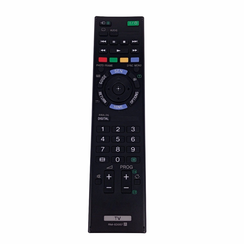 New Original Remote Control RM-ED057 For SONY TV KDL60R520A