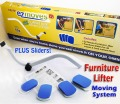 EZ MOVES Furniture Lifter Mover with Sliders Kit Home Moving System AS SEEN ON TV