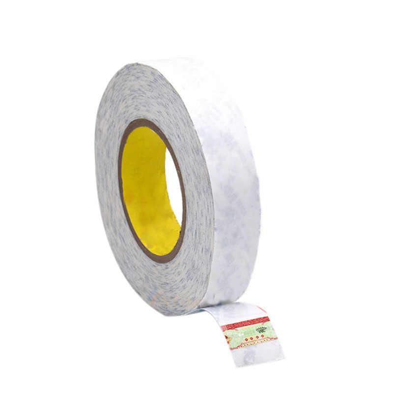 3/8/10Mm * 50M Scotch 50M cinta adhesiva de doble cara para el teléfono LCD pantalla del panel reparación de la pantalla herramienta de vivienda