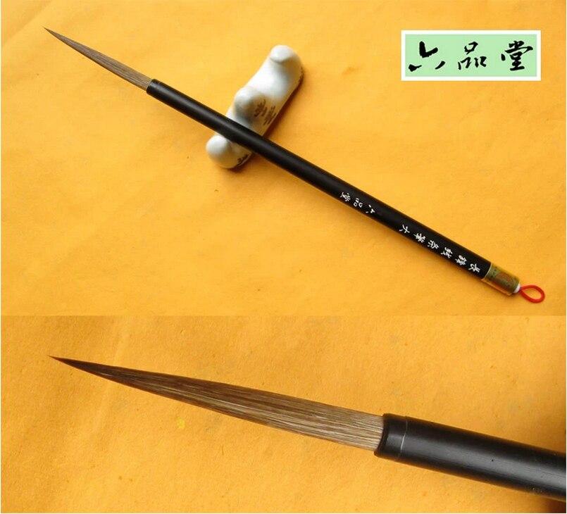 free shipping Calligraphy brush lake pen line horse pen - lines big italic nib art fountain pen arabic calligraphy black pen line width 1 1mm to 3 0mm