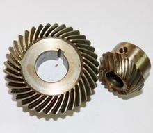60pcs/lot Milling machine C77+96 Bevel Gear Spiral Bevel gear(18T+36T) Outer diameter:40mm+73mm 4you шестерня 2nd gear 18t vision gsc vs2018