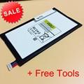 Promotion ! High Quality Battery For Samsung GALAXY Tab 3 8.0 T310 T311 T315 T4450E 4450mAh Tab3 Baterai Tablet Repair + Tools