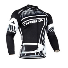 New 2018 ORBEA Pro Team Cycling Jersey Long Sleeve Ropa Ciclismo Mountian Sportwear Bicycle Clothing Bike Clothes For Men A11
