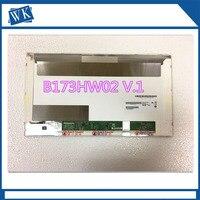17.3 inch 1920x1080 B173HW02 N173HGE L11 L12 LTN173HT01 B173HW01 V0 LP173WF1 TLA2/B2/B5 HSD173PUW1 A00 Laptop LCD Screen 40PINS