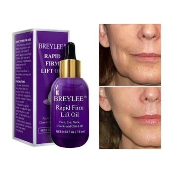 Facial Essential Oil Rapid Firming Face Essence Oil Face Care Serum