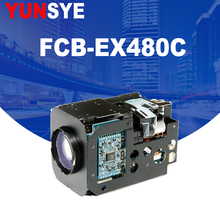 FCB-EX480C 18x Zoom Camera NTSC high resolution mini zoom camera module/small PTZ module