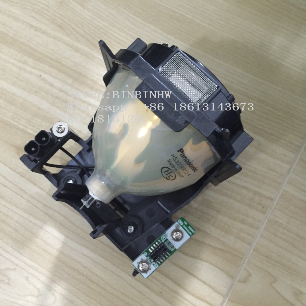 NEW Original Replacement  LAMP PANASONIC ET-LAD60W / ET-LAD60AW For PT-DZ6700,PT-DZ6710E,PT-DW530 Projector(300 Watts UHM) projector lamp et lac75 for panasonic pt lc55u pt lc75e pt lc75u pt u1s65 pt u1x65 with japan phoenix original lamp burner
