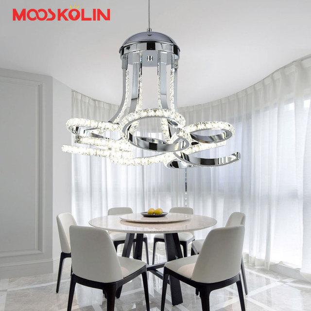 Charmant Moderne Kreative Kronleuchter Beleuchtung Für Esszimmer Schlafzimmer Innen  Lampe K9 Kristall Lüster De Teto Decke Kronleuchter
