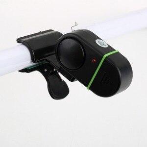 Image 3 - LED Light elektroniczna ryba Bite Strike sygnał dźwiękowy Bell Alert Clip On wędki polak łatwo zainstalować akcesoria wędkarskie