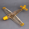 Free Shipping BF109 model,Woodiness model plane,bf 109 model RC airplane,DIY BF109 model remote control plane kit L164
