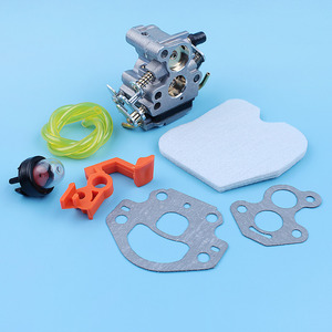 Image 3 - Carburetor Carb Air Filter Primer Bulb Fuel Line Kit For McCulloch CS380 CS340 CS 340 380 Chainsaw Switch Lever Replacement Part