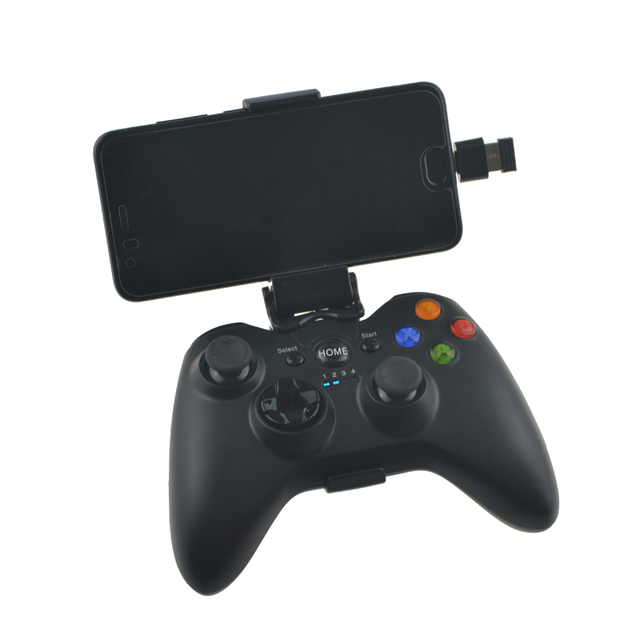 Wireless Gamepad Black Android Controller Universal