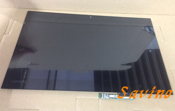 "New 12.5"" Touch Digitizer LCD Screen N125HCE-GN1 Assembly For Lenovo ThinkPad Yoga 260 1920X1080 free shipping"