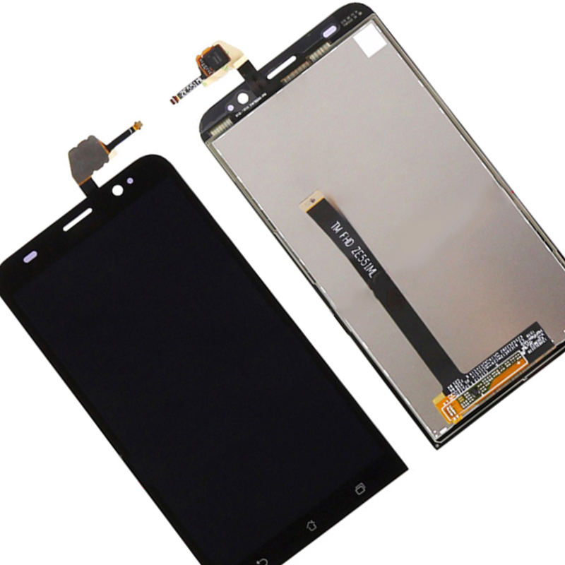 цена на For ASUS Zenfone 2 ZE550ML Display Touch Screen Digitizer For ASUS Zenfone 2 ZE550ML LCD Matirx Parts