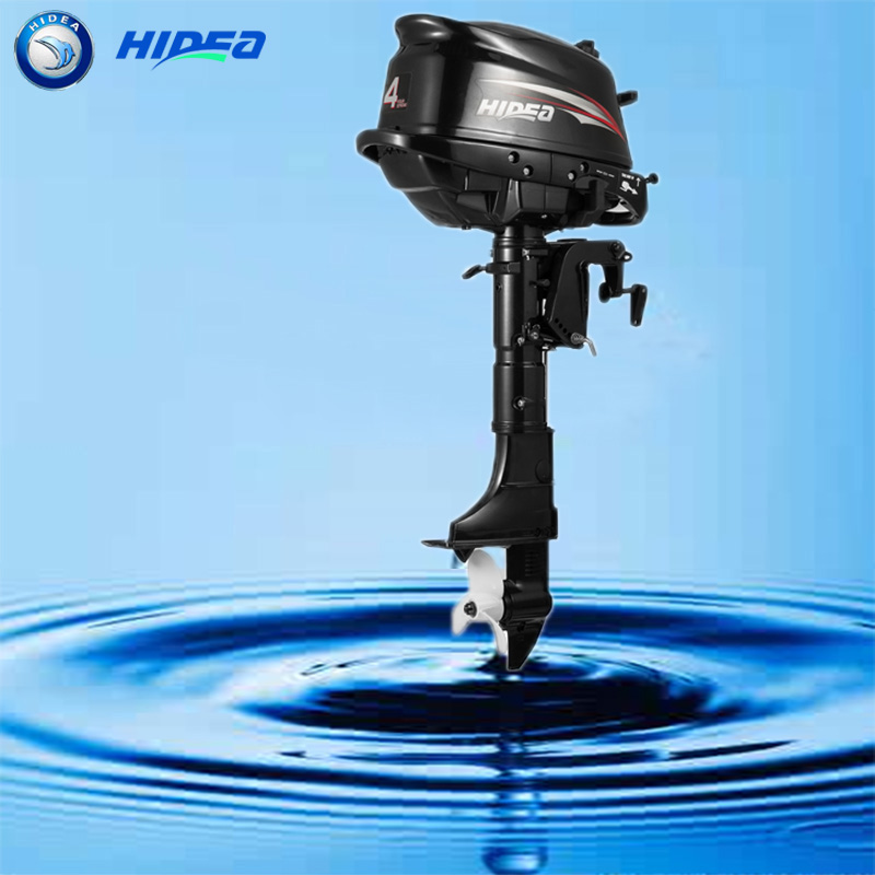 все цены на Hidea Boat Engine 4 Stroke 4HP Long Shaft Outboard Motor For Sale онлайн