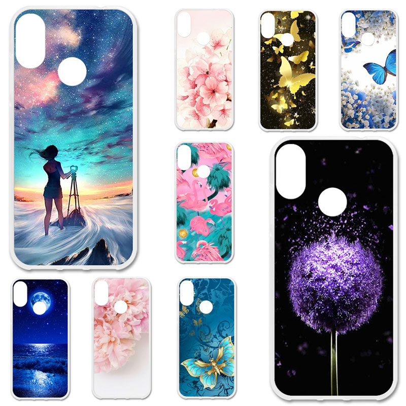 TPU <font><b>Cases</b></font> For <font><b>Doogee</b></font> <font><b>X70</b></font> <font><b>Case</b></font> <font><b>Silicone</b></font> Floral Painted Bumper For <font><b>Doogee</b></font> <font><b>X70</b></font> 5.5 inch Phone Cover Soft Back Fundas image