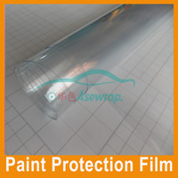 Best qualtiy ! PPF 3 Layers car Paint Protection Film For Car Wrapping Transparent Auto Vechice Protect Film SIZE:1.52*15M/Roll