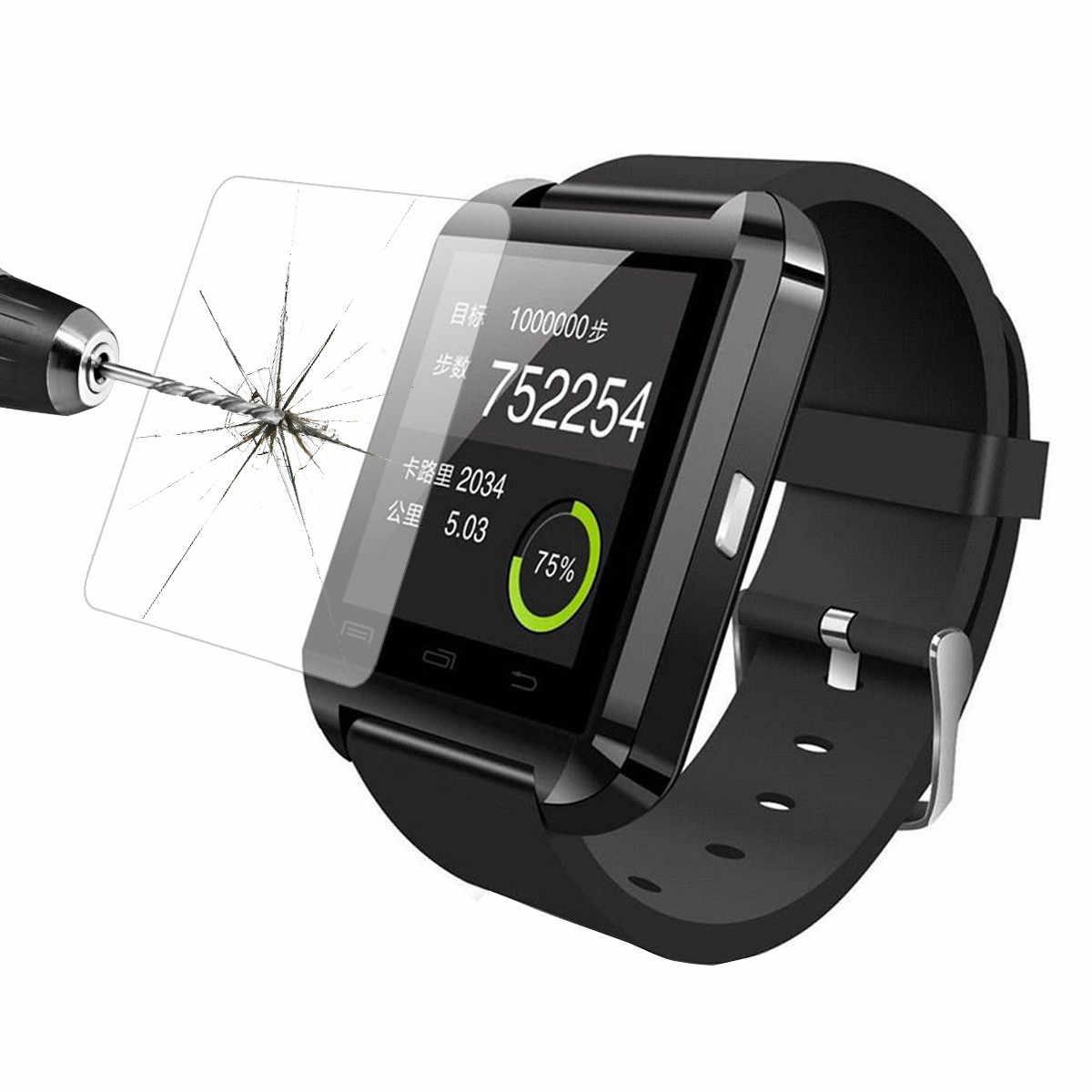 2019 ใหม่ล้างหน้าจอ LCD ป้องกันฟิล์มสำหรับ U8 บลูทูธสมาร์ทนาฬิกาโทรศัพท์ 10 #