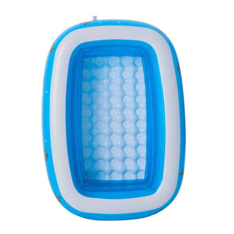 Надувная игрушка, большой надувной бассейн, центр, гостиная, семья, дети, водные развлечения, игрушки для мастурбации для детей 150*110*43 см