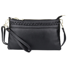 New Arrivals Phone Bags Womens Messenger 2019 Guaranteed Premium 100% Genuine Leather Practical Flap Bag With Hand Rope