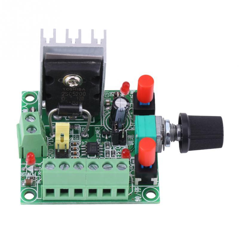 1 шт. контроллер шагового Двигателя ШИМ Генератор импульсных сигналов регулятор скорости плата ШИМ регулятор генерирует функции сигнала ШИМ Контроллер двигателя      АлиЭкспресс