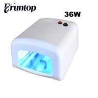 Free Shipping 220V 36W UV Lamp Curing Light With Handle LOCA UV Glue Dryer For Refurbish