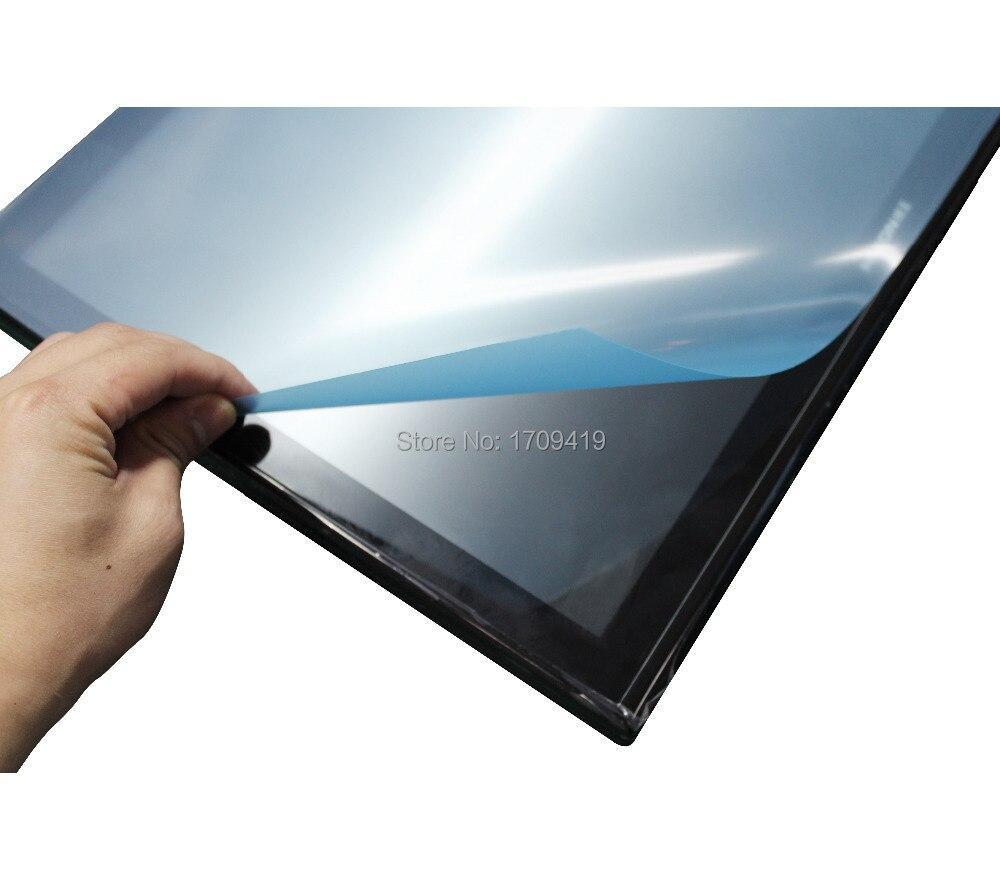 US $40 0 |Monitor anti glare screen protector film wysokiej jakości grafiki  ochrony przed promieniowaniem na zarysowania ekran zmniejszający