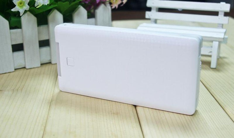 power bank 10000 mah with inbuilt cable and connectors 7