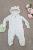 Roupas de bebê 2016 novo outono quente e inverno rompers dos desenhos animados do bebê roupas roupas de bebê da marca frete grátis