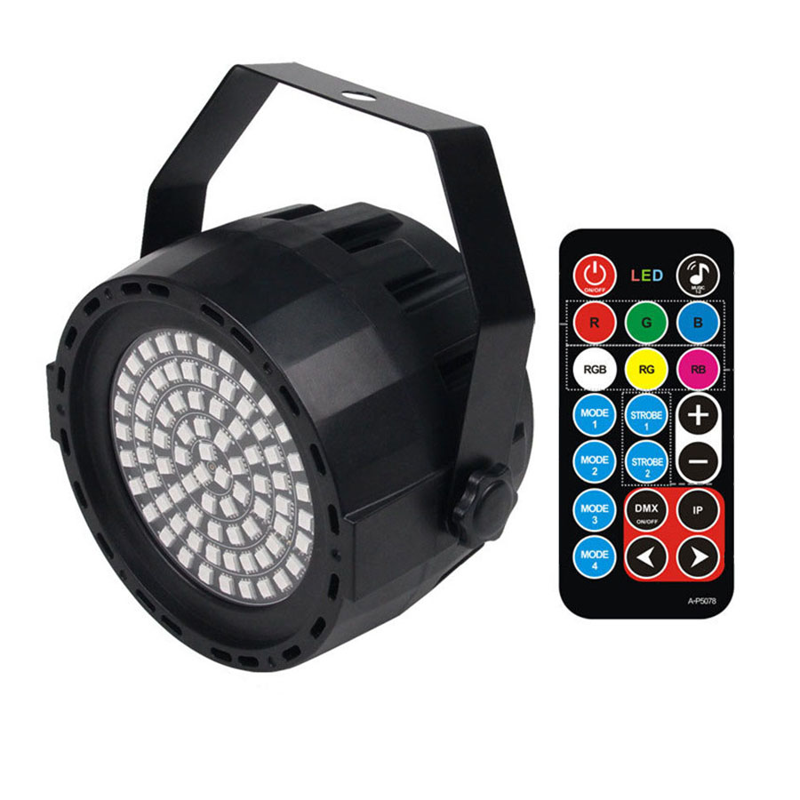 12W led stage light DC12V strobe flash lamp 78 Leds Sound activated DMX Disco light Fairy decoration for Bar,Club,Party,Birthday12W led stage light DC12V strobe flash lamp 78 Leds Sound activated DMX Disco light Fairy decoration for Bar,Club,Party,Birthday