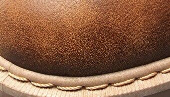 Bottes Plein marron Chaussures Hiver Troupeau Automne Hommes En De Étudiants Mode Noir Aleafalling gris orange Collège Bureau Air Ambt02 wPRYqxa