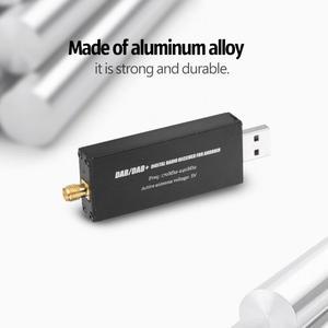 Image 3 - מיני רכב דיגיטלי רדיו מקלט USB DAB DAB + רדיו דיגיטלי אנדרואיד ניווט לרכב דיגיטלי רדיו מקלט