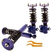 Full Coilover Suspension kit For Nissan 240sx S14 Adj.Height 1995 1998 Shock Absorber Struts