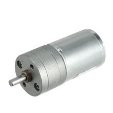 UXCELL(R) High Quality 1Pcs 12V 500RPM DC 4mm Diameter Shaft Electric Gear Box Speed Reduce Replacement Motor