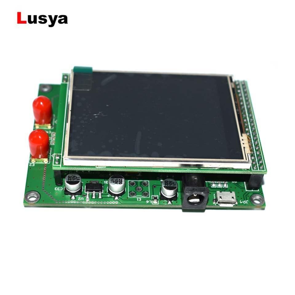 NEW ADF4351 DDS RF Signal Generator 35M-4.4G + TFT LCD Development board STM32F103 C2-002NEW ADF4351 DDS RF Signal Generator 35M-4.4G + TFT LCD Development board STM32F103 C2-002