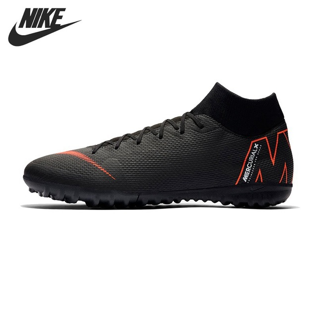 5e93f6460472 Original New Arrival 2018 NIKE SUPERFLY 6 ACADEMY TF Men's Football Shoes  Soccer Shoes Sneakers