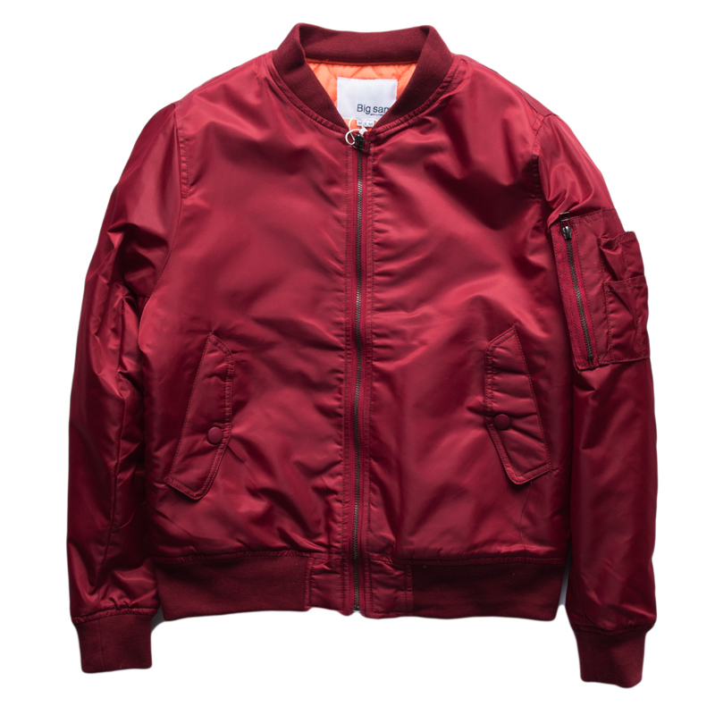 Mens Red Windbreaker Jacket | Outdoor Jacket