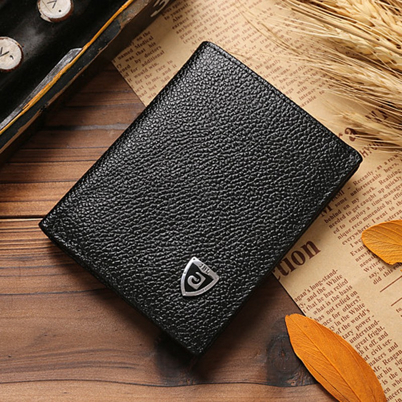 new promotion men s wallets slim small size mini genuine leather