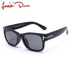 Los niños gafas de sol polarizadas TR90 sol bebé niñas gafas de sol  zonnebril mannen seguridad lunette de soleil femme 5b82ce6875