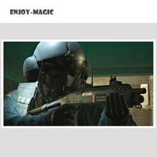 hot deal buy rainbow six siege posters video games wallpaper canvas poster decoration painting painting wall art modern oil painting picture