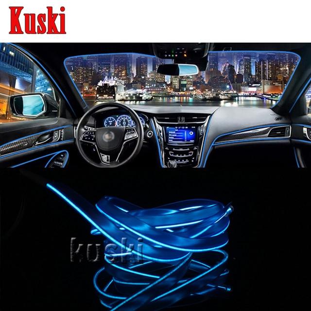 Car Interior Atmosphere Lights Styling For Jeep Renegade Wrangler Jk Grand Cherokee Volvo Xc90 Xc60 S90 S60 V70 S40 V40
