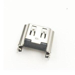 Image 1 - 20 pièces pas dorigine V2 pour Playstation 4 PS4 HDMI Port prise Jack prise Buchse Anschluss