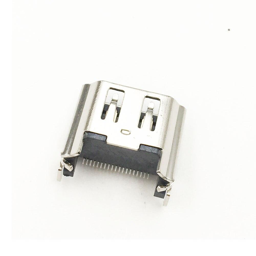 20PCS  Not Original V2 For Playstation 4 PS4 HDMI Port Jack Connector Socket Buchse Anschluss