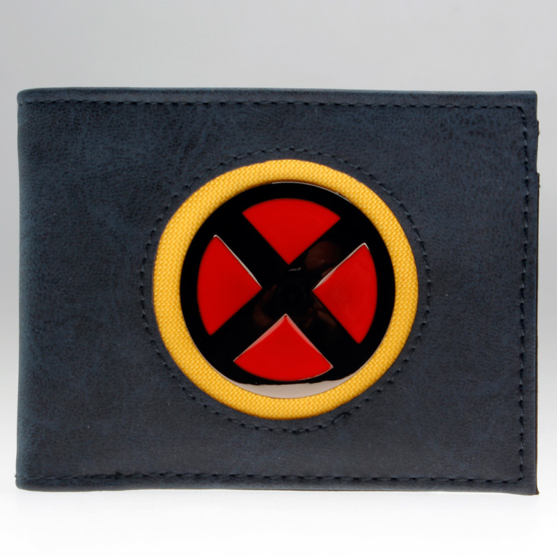 Marvel X-Men  Bi-Fold Wallet  DFT-2027 flash wallet dc comics heroes vs villains bi fold purse dft 1574