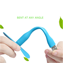 Portable Detachable USB Cooling Fan for PC Computer Power Bank Mini USB Device 3 Colors super mute mode Gadgets Fans cute pet fan dog cat rabbit style summer cooling fan household ventilator with usb power bank function