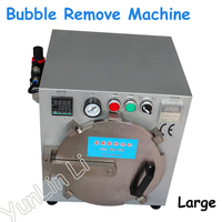 Large Size Bubble Remove Machine Third Generation Autoclave OCA LCD Bubble Remover for Glass Refurbish without Screws Locked