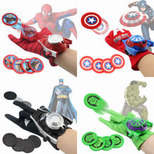 5Pcs/set Spiderman Marvels Avengers Ultron Hulk Black Widow Vision Ultron Iron Man Captain America Action Figures Model Toys hot toy 5style q version cute the avengers 2 age of ultron hulkbuster iron man captain america action figures collectibles toys